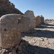 Nemrut dagi heads. - Stock Photo