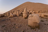 Nemrut dagi heads. — Stock Photo