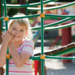 Cute girl having fun. — Stock Photo