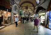 Grand Bazaar Istanbul. — Stock Photo