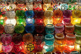 Turkish lanterns. — 图库照片