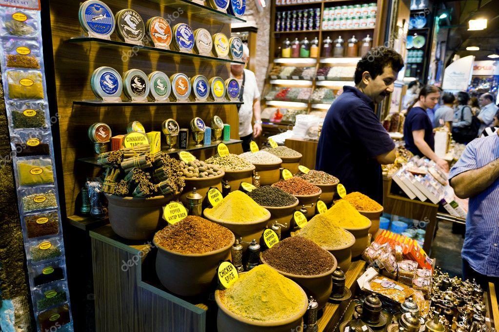 Spice Market Photography Istanbul Spice Market
