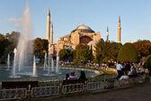 Hagia Sophia church. — Stock Photo
