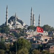 Istanbul view. — Stock Photo