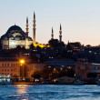 Night Istanbul. - Stock Photo