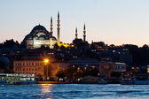 Night Istanbul. — Stock Photo