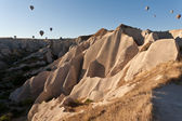 Cappadocia baloon fun. — Stock Photo