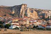 Kappadokie údolí, Turecko. — Stock fotografie