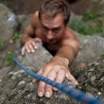 Rock-climber — Stock Photo #9928558