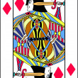 Jack playing card — Stock Vector #10525709
