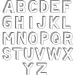 Hand drawn font — Stock Vector #8713863