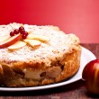 Closeup Of Apple Cake — Stock Photo #10045812