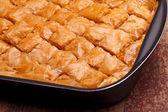 Baklava In Tray — Stock Photo
