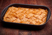 Tray With Baklava — Stock Photo