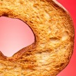 Foto de Stock  : ApuliBread Ring - Closeup