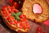 Anillos de pan italiano — Foto de Stock