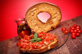 Apulian Bread Rings — Stock Photo