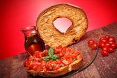 Apulian Bread Rings — Stock Photo