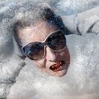 Modern Vampire Frozen — Stock Photo #10667675
