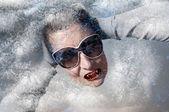 Modern Vampire Frozen — Stock Photo