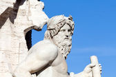 Zeus Imagined By Bernini — Stock Photo