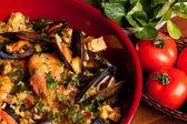 Spanish Traditions - Paella — Stock Photo