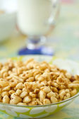 The air is sweet wheat — Stock Photo