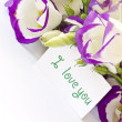 Lisianthus — Stock Photo #7975926