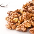 Walnuts - Stock Photo