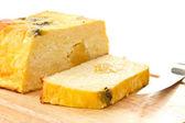 πηγμένο γάλα για τυρί κατσαρόλα — Φωτογραφία Αρχείου
