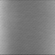 Silver metal background with diagonal stripes - Foto Stock
