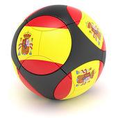 Hiszpańska piłka — Zdjęcie stockowe