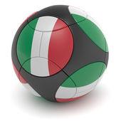 Italian Soccer Ball — Stock Photo