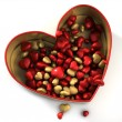 Red heart box — Stock Photo #8088994