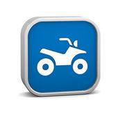 Four wheeler sign — Stock Photo