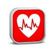 Stock Photo: Cardiology Sign