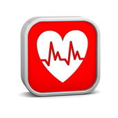 Cardiology Sign — Stock Photo