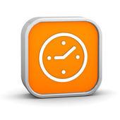 Clock işareti — Stok fotoğraf