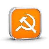 Communism sign — Stockfoto