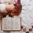 Baby sleep — Stock Photo #8512080