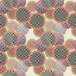 Old paper textured pattern — Stock Photo