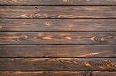 Old dark wooden board — Stock Photo