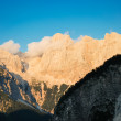 Julian Alps in Slovenia — Stock Photo #10457092