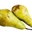 Two pears — Stock Photo