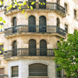 Spanish Balconies - Stock Photo
