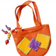 Stock Photo: Toy handbag