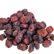 Dried cranberries — Stock Photo
