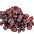 Stock Photo: Dried cranberries