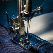 Sewing machine - Stockfoto