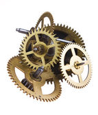 Gear of the clock — Stock Photo